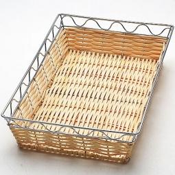 Купить Хлебница плетёная Mayer&Boch MB-22333