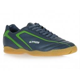 Купить Бутсы ATEMI SD500IN. Цвет: серый, зеленый