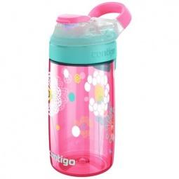 фото Бутылка для воды детская Contigo Gizmo Sip. Цвет: розовый