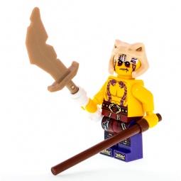 фото Фигурка сборная LEGO «Воин Анаконда»