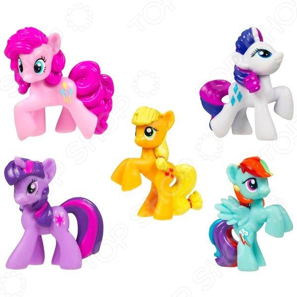 Фигурка для девочки Hasbro Пони 55514. В ассортименте hasbro play doh игровой набор из 3 цветов цвета в ассортименте с 2 лет