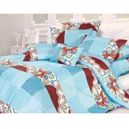 фото Комплект постельного белья Унисон «Реми». Евро