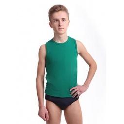 фото Майка для мальчика Свитанак 107473. Размер: 38. Рост: 152 см