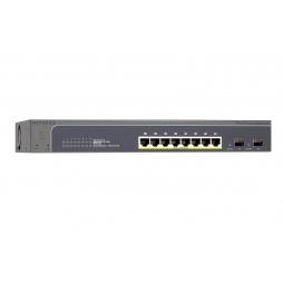 Купить Коммутатор NetGear GS510TP-100EUS
