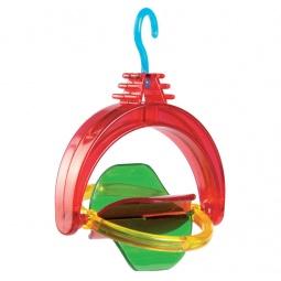 фото Игрушка для птиц подвесная Beeztees 010490 «Вертушка». В ассортименте