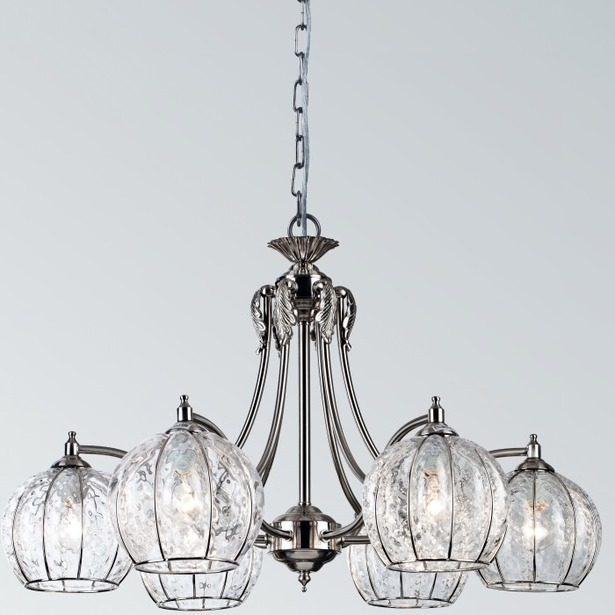 фото Люстра подвесная Arte Lamp Venezia A2114LM-6SS