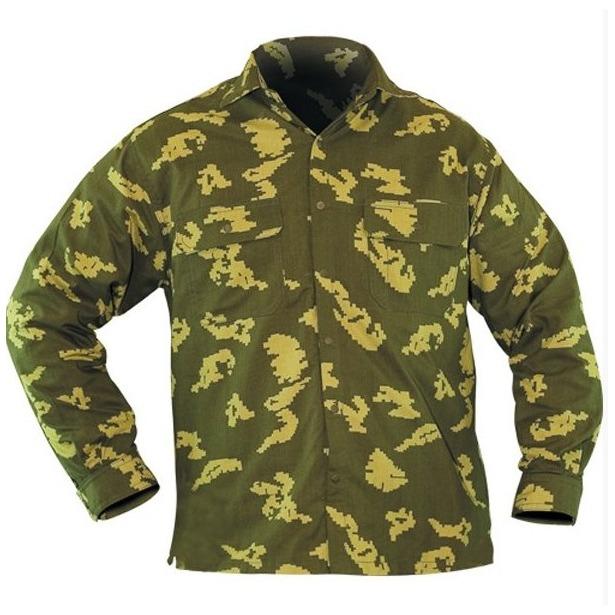фото Рубашка легкая NOVA TOUR «Лайт». Цвет: милитари зеленый. Размер: XXL/60-62