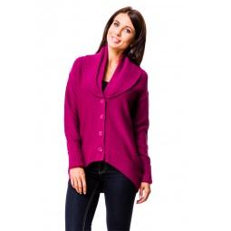 фото Жакет Mondigo 9758. Цвет: лиловый. Размер одежды: 46