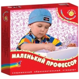 фото Игрушка развивающая Дрофа «Электровикторина. Маленький профессор»