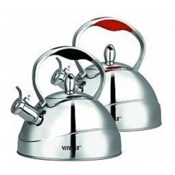 Купить Чайник со свистком Vitesse VS-7810. В ассортименте