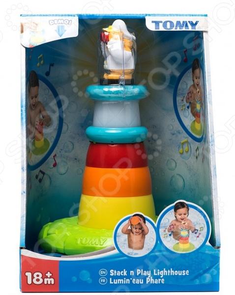 Игрушка для ванны Tomy «Маяк» игрушка для ванной tomy звук