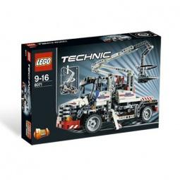 фото Конструктор LEGO Автоподъемник с люлькой