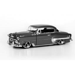 фото Модель автомобиля 1:24 Jada Toys Chevy Bel Air. Цвет: черный