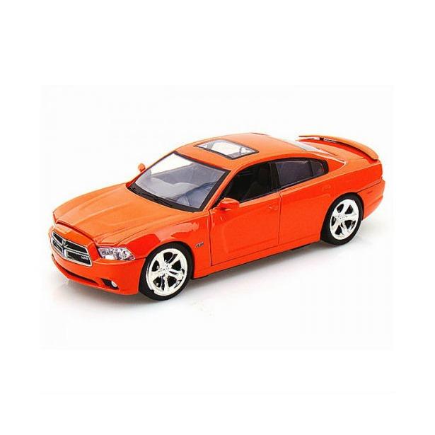 фото Модель автомобиля 1:24 Motormax Dodge Charger R/T 2011. В ассортименте