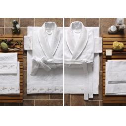 фото Набор халатов с полотенцами Valeron Madrisa