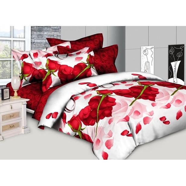 фото Комплект постельного белья Jardin Roset. 2-спальный