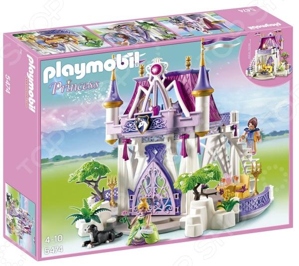 Набор игровой Playmobil «Замок кристалла: Замок Единорога»