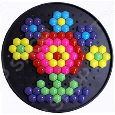 Игрушка развивающая Karolina Toys Мозаика 40-0012 станет великолепной игрушкой для вашего ребёнка, которая доставит ему огромное количество радостных минут и мгновений. Яркие, разнообразные цвета будут способствовать развитию у малыша чувства восприятия звука и цвета, и, что немаловажно, развитию моторики, координации движения, логики малыша.
