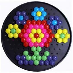 Купить Игрушка развивающая Karolina Toys Мозаика 40-0012