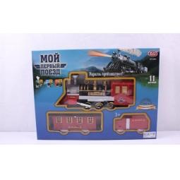 фото Набор железнодорожный PlaySmart «Мой первый поезд» Р41378