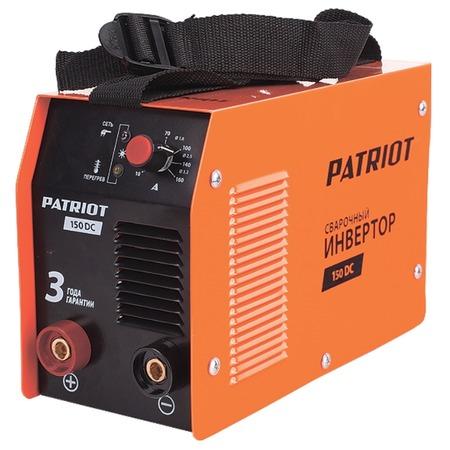 Купить Сварочный аппарат Patriot 150 DC