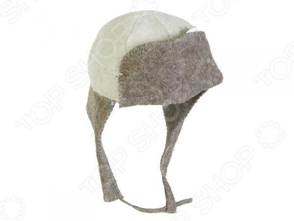 Шапка Hot Pot «Ушанка»Шапки банные<br>Шапка Hot Pot Ушанка аксессуар, который защитит волосы от сухости и ломкости, и вашу голову от перегрева в традиционной русской бане. Также используется в финских саунах, где температура сухого воздуха может достигать 100 С. Шапка замечательно впитывает влагу, обеспечивает комфорт и удовольствие от отдыха в парилке.<br>