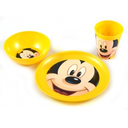 фото Набор посуды для детей Disney Микки