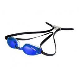 фото Очки для плавания Larsen R14. Цвет: синий