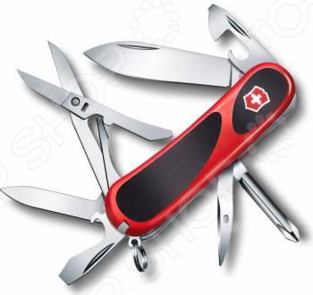 Нож перочинный Victorinox EvoGrip 16 2.4903.C