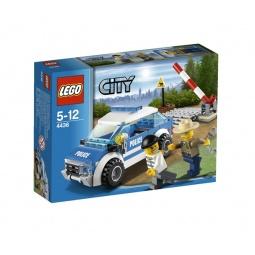 фото Конструктор LEGO Патрульная машина