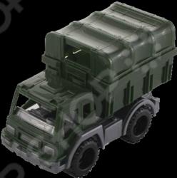 Машинка игрушечная Нордпласт «Фургон Конвой»