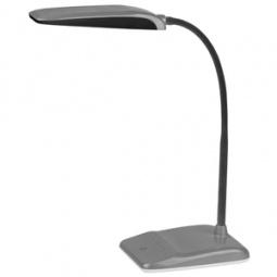 фото Настольная лампа Эра NLED-447. Цвет: серебристый