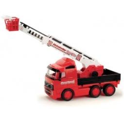 фото Машинка игрушечная Полесье «Автомобиль пожарный»