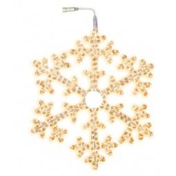 фото Подвес декоративный Star Trading 800-46 Snowflake
