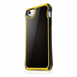 фото Чехол для iPhone ITSKINS Fusion Carbon Core Reloaded. Цвет: желтый, черный