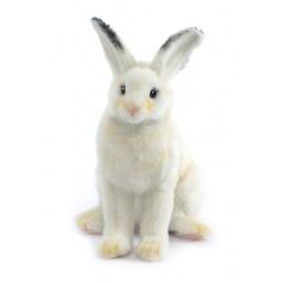 фото Мягкая игрушка Hansa «Кролик белый»