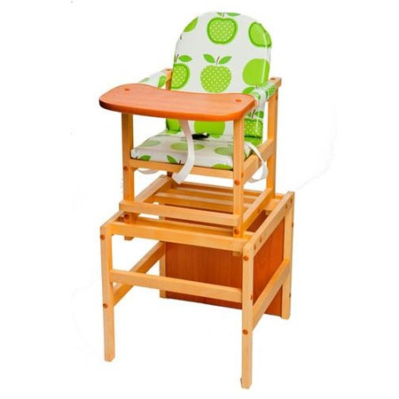 Купить Стол-стул для кормления ПМДК «Октябренок. Яблоко»