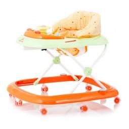 фото Ходунки Baby Care Pilot. Цвет: оранжевый