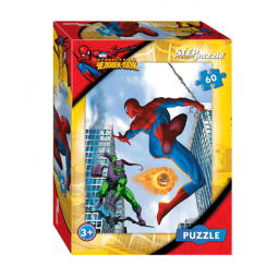 фото Пазл 60 элементов Step Puzzle Человек-Паук