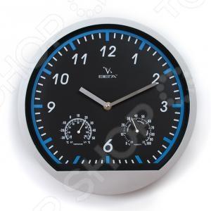 Часы настенные Вега Н 0232 «Метеостанция» часы настенные вега фрегат