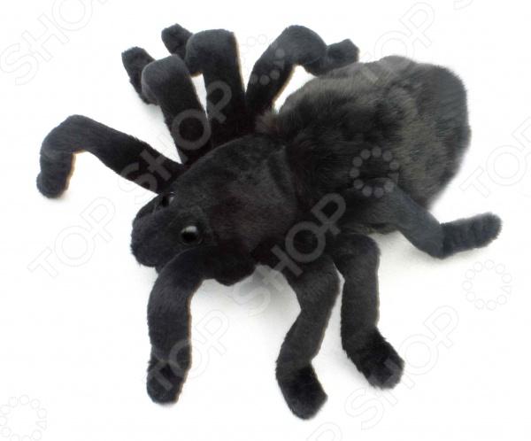 Мягкая игрушка Hansa «Тарантул черный» hansa мягкая игрушка медведь черный