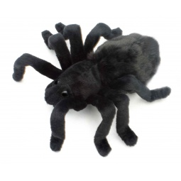 фото Мягкая игрушка Hansa «Тарантул черный»
