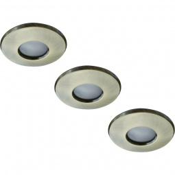 Купить Светильник встраиваемый для ванной Arte Lamp Aqua A5440PL-3AB