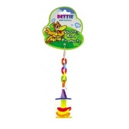 Купить Игрушка для птиц DEZZIE «Колпак»