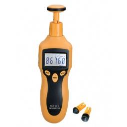 Купить Тахометр лазерный контактно-бесконтактный СЕМ AT-8