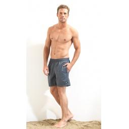 фото Шорты мужские пляжные BlackSpade 8012. Цвет: антрацит. Размер одежды: M