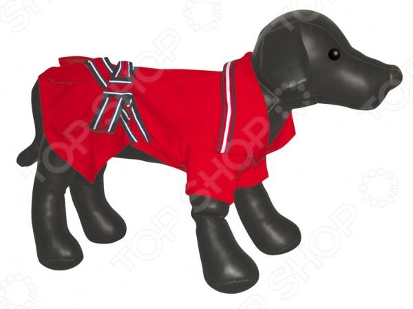 Платье спортивное для собак DEZZIE «Киара» платье для собак dezzie рейси