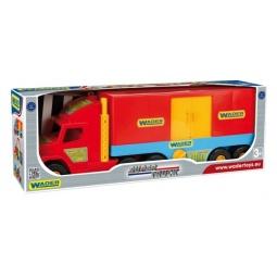 фото Машинка игрушечная Wader «Фургон» Super Truck