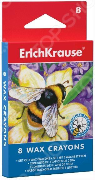 Набор мелков восковых Erich Krause 34929