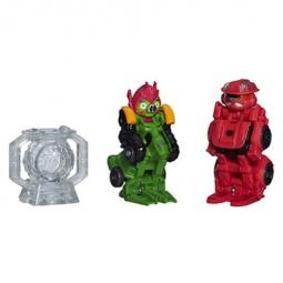 фото Интерактивный игровой набор: 2 трансформера и телепод Hasbro Sentinel Prime & Deceptihog Bludgeon